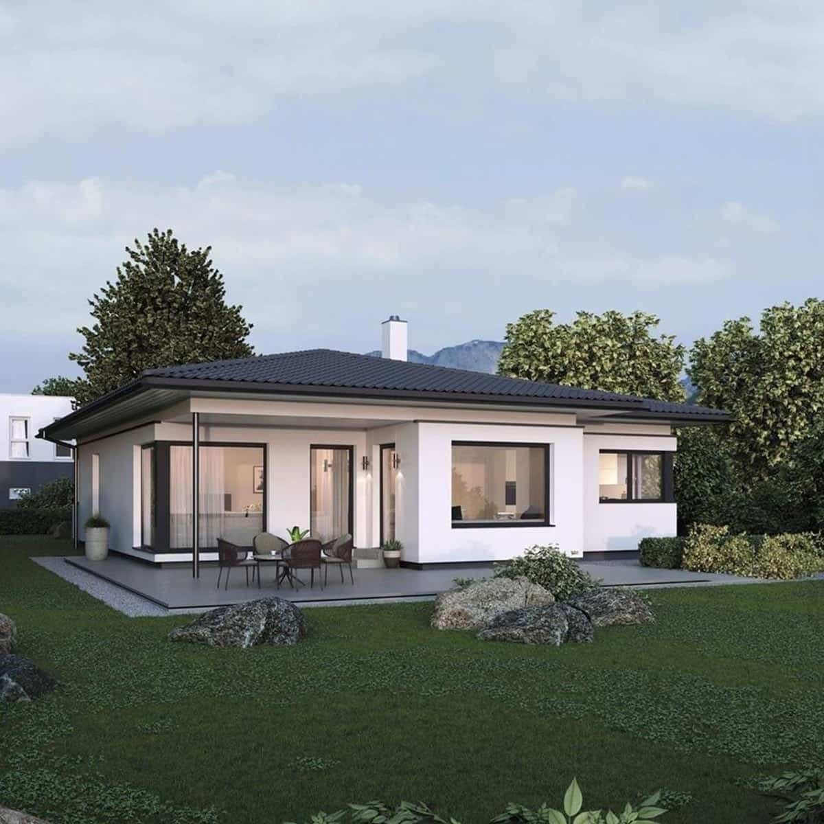 Design bungalos 124