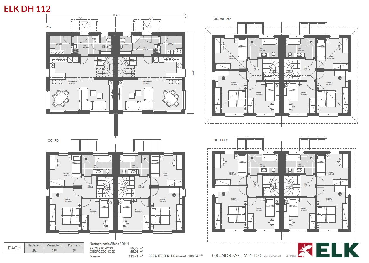 DH112 plans