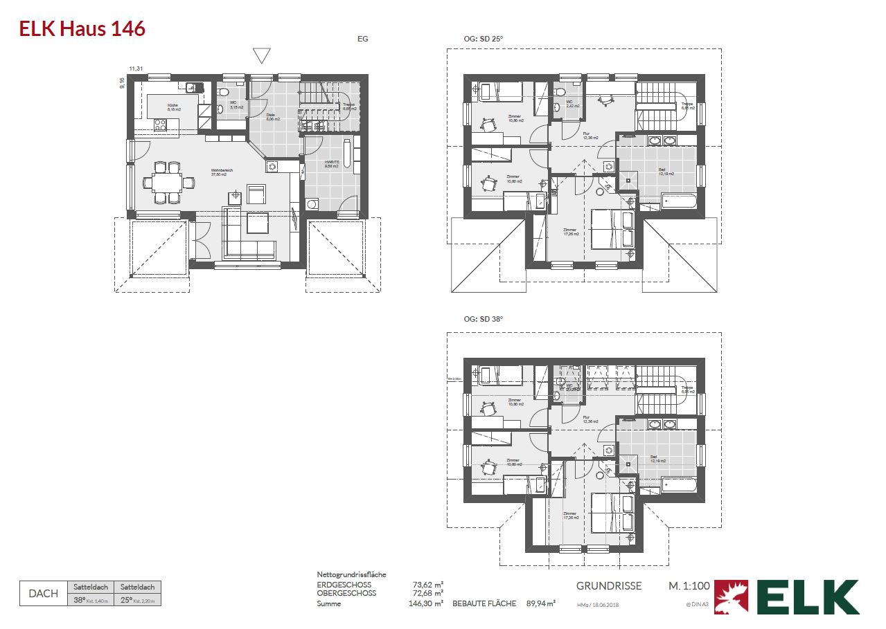 ELK Haus 146plan