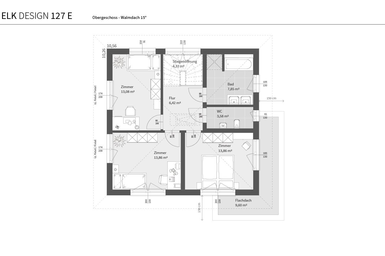 elk-design-127e-og-15w-grundriss