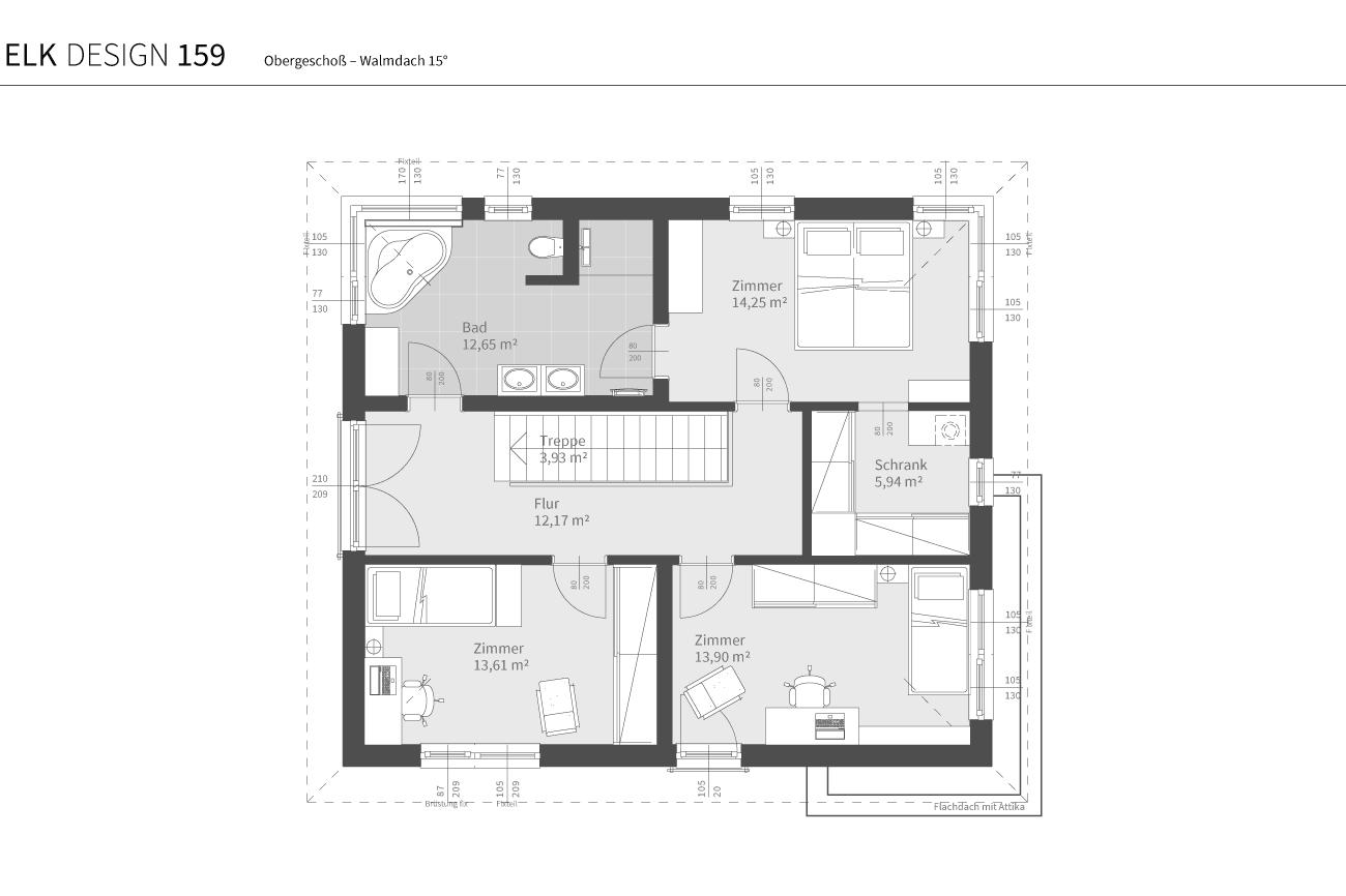grundriss-elk-fertighaus-elk-design-159-og-wd