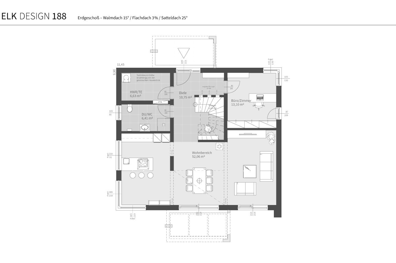 grundriss-elk-fertighaus-elk-design-188-EG-WD-FD-SD25