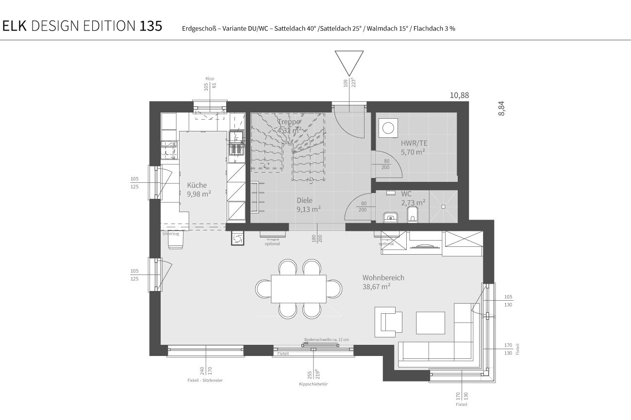 grundriss-elk-fertighaus-elk-design-edition-135-EG-Var-DU-WC