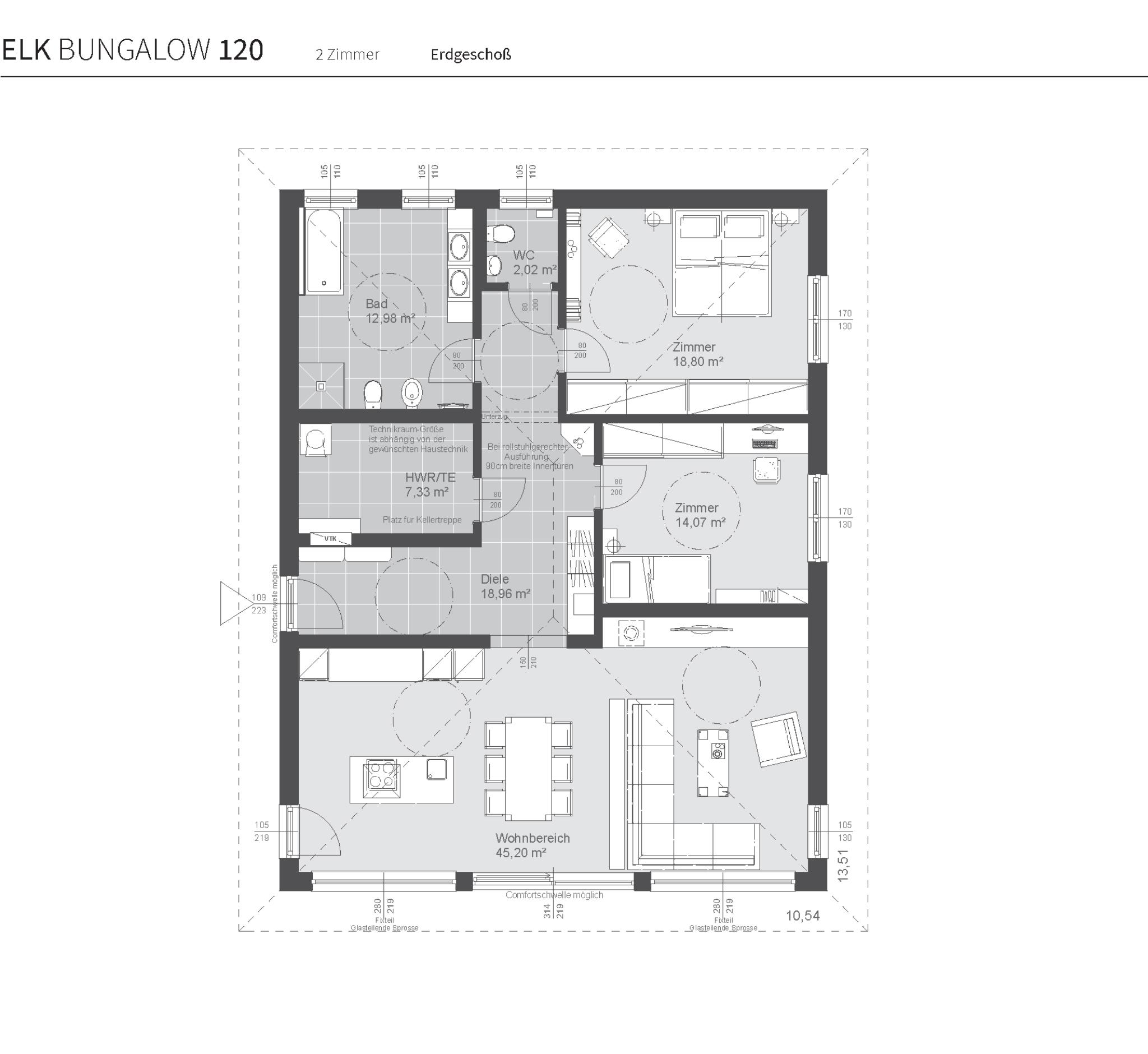 grundriss-fertighaus-elk-bungalow-120-erdgeschoss-walmdach-2-zimmer